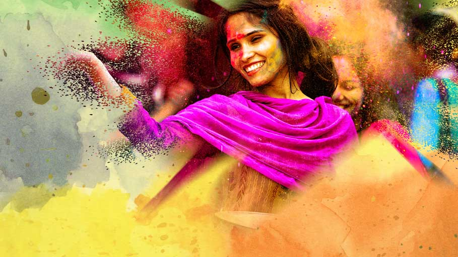 Let's Play Holi! Best Places to Celebrate the Festival of Holi 2018 in India