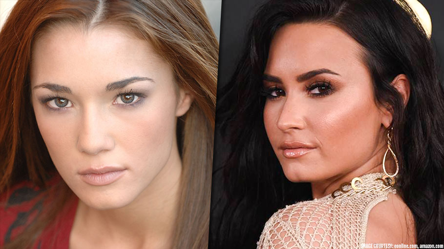 Demi Lovato's Sister Hits Back at Demi's Critics in a Live Video