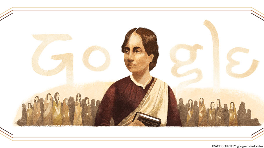 Kamini Roy on Google Doodle: A Female Poet & First Woman Honours Graduate of British India
