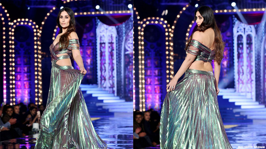 Kareena Kapoor Once Again Lights the Ramp on Fire at the Lakme Fashion Finale
