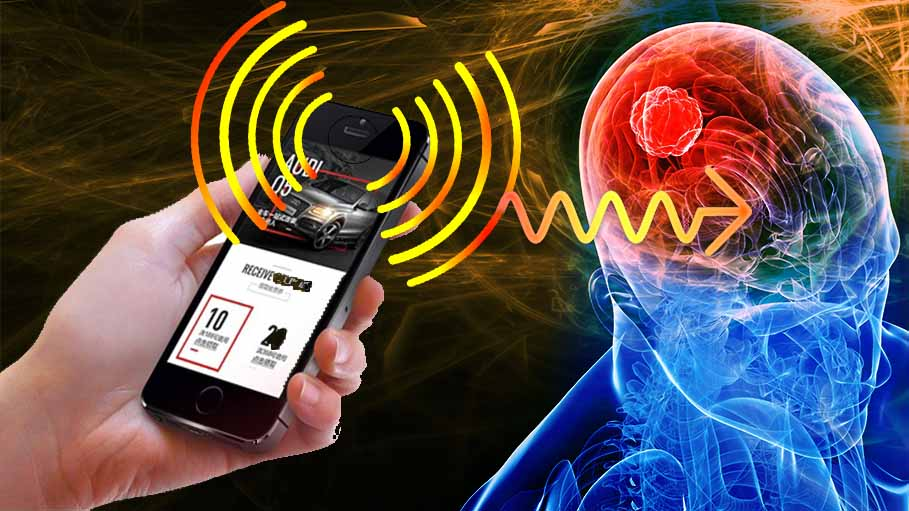 Cell Phone Radiation Dangerous for Human Health