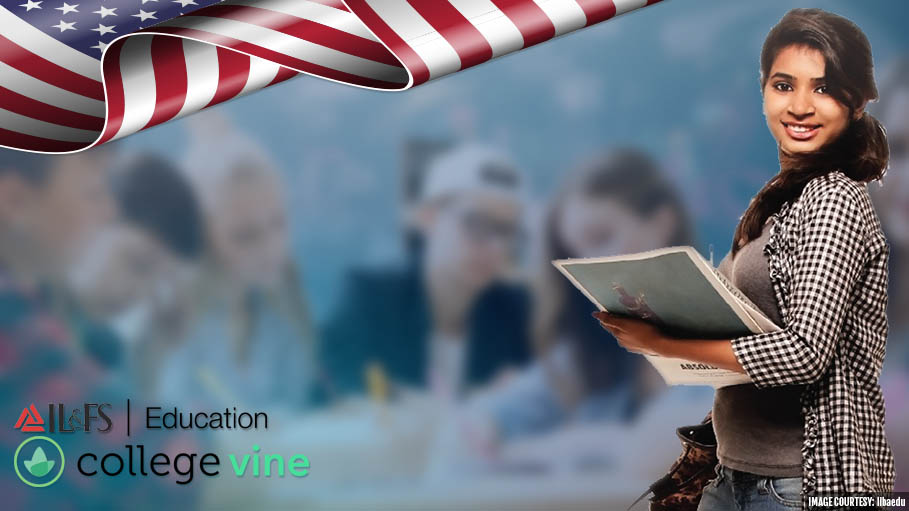 College Vine, US-IL&FS Education to Mentor Indian Students for Advanced Education in the US
