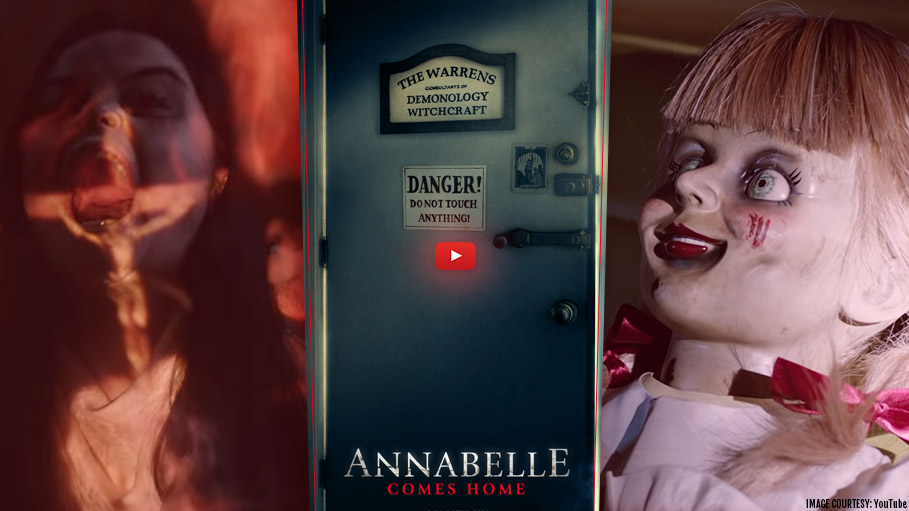 'Annabelle Comes Home' - Official Trailer 2 is Here, Take a Look!