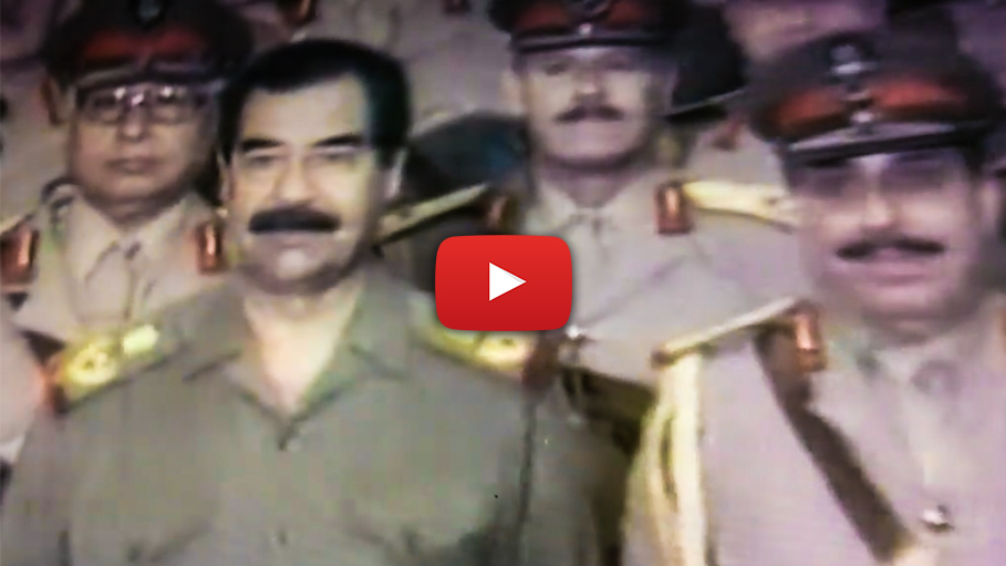 'Ace of Spades' Documentary Reveals the One Key Link That Led to Saddam Hussein's Capture