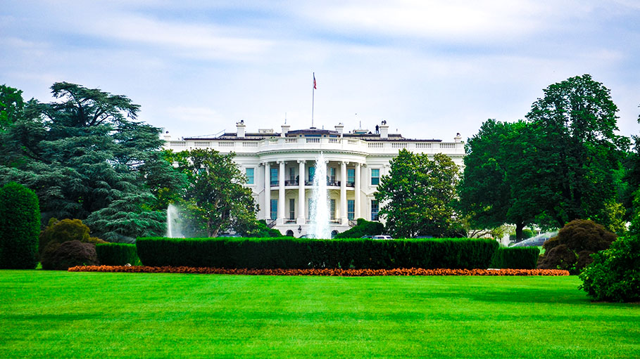White House Lockdown: Air Space Violation Was Reported