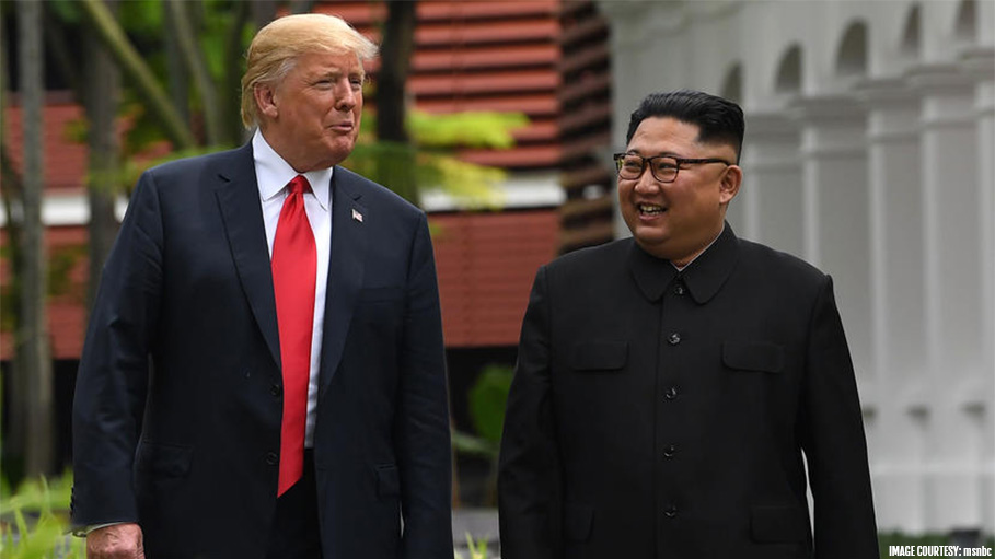 North Korea's Kim Wants Another Summit with US President Donald Trump