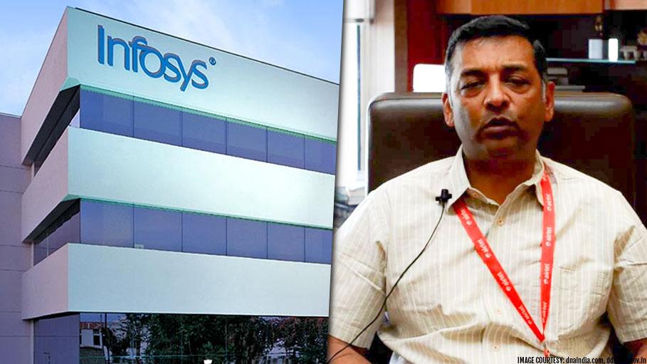 Infosys Appoints Nilanjan Roy as CFO