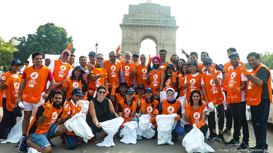 PepsiCo Partners with United Way India for Delhi's Biggest Plog Run on Gandhi Jayanti
