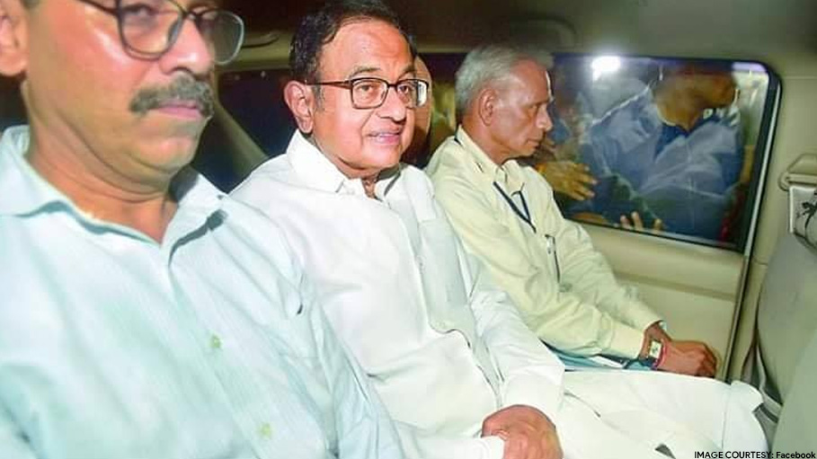 Former Union Minister P Chidambaram Arrested by CBI