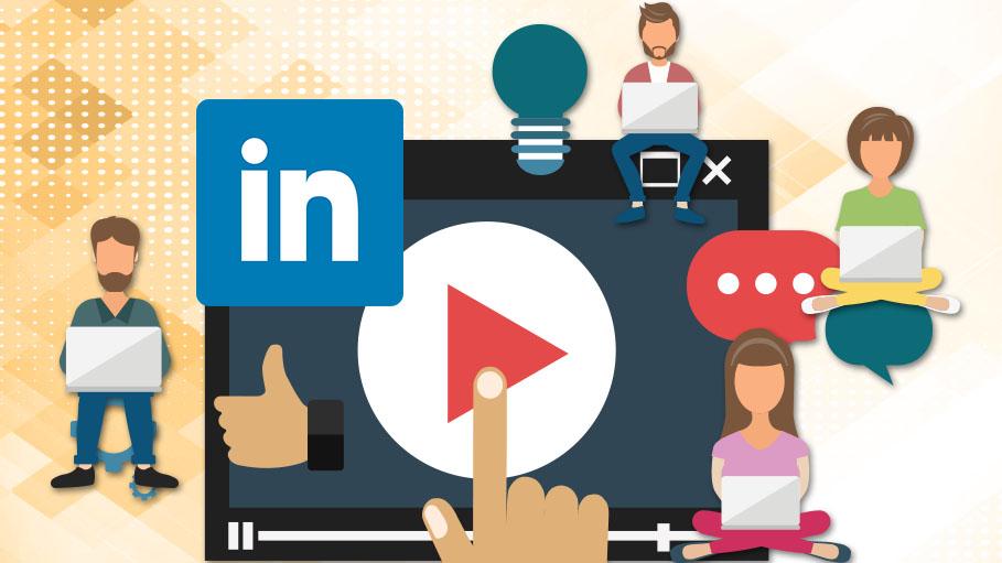 Using LinkedIn Native Videos for Better Engagement