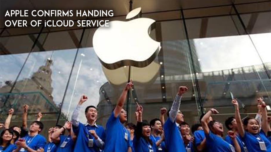 Complying with Chinese Regulations, Apple Confirms Handing Over of iCloud Service to Local Government Firm
