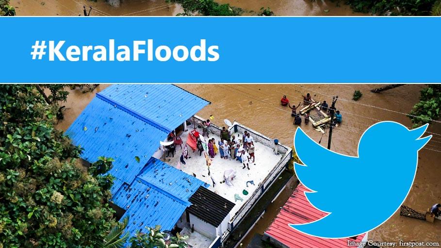 #KeralaFloods: Tweets Flood Twitter