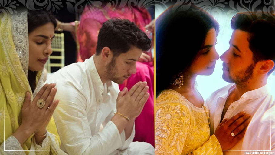 After Months of Rumors, Priyanka Chopra and Nick Jonas Officially Unite