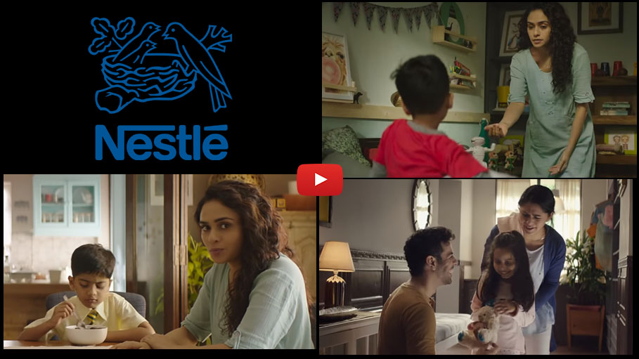 Nestlé Touches a Chord with Mom & Kid with NesPlus Campaign