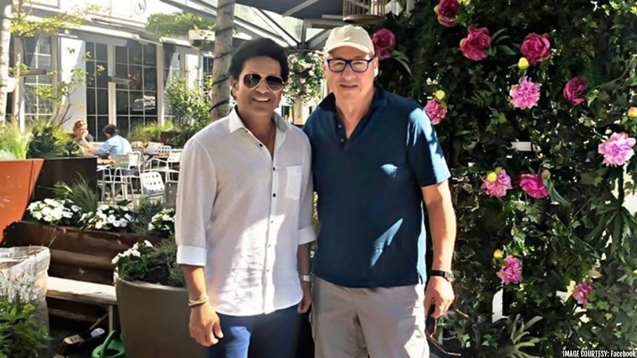 It was an Iconic Moment When Master Blaster Met the Sultan of Swing