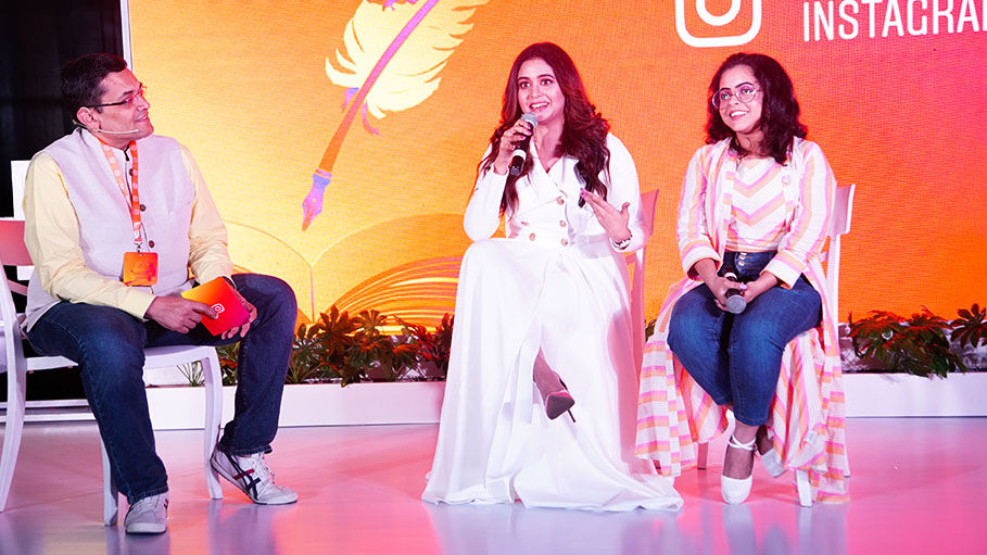 'Born on Instagram' Flagged off in Kolkata