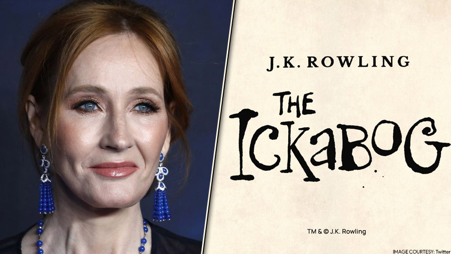 J K Rowling Releases 'The Ickabog' to Help Kids During the Lockdown