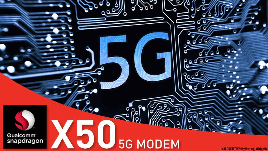 Qualcomm's Snapdragon X50 Modem Chipset Chosen by Xiaomi, Oppo, Vivo, AT&T, Verizon, Sprint, Sony and Others - Next Generation 5G Cellular Technology Trials Begin