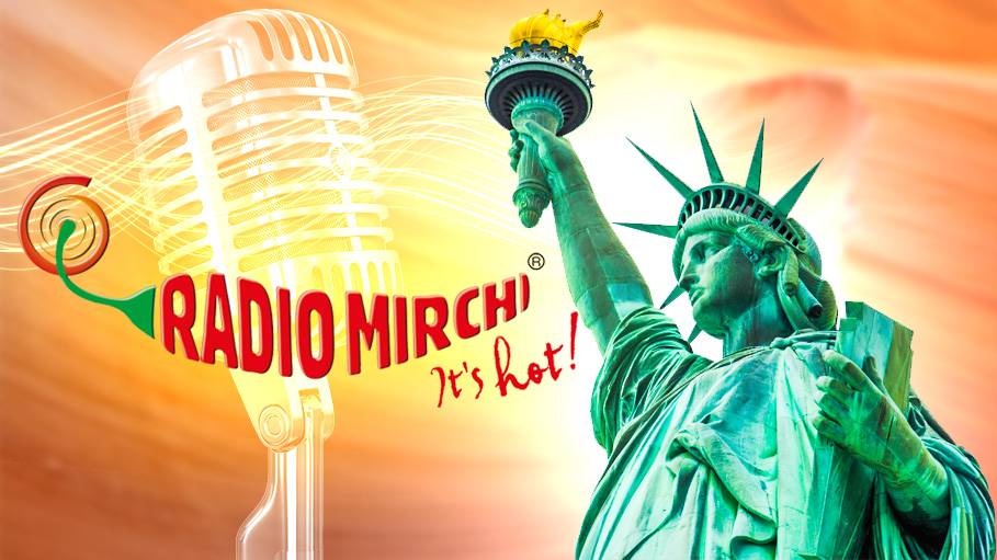 Radio Mirchi Starts Its Operation in the United States