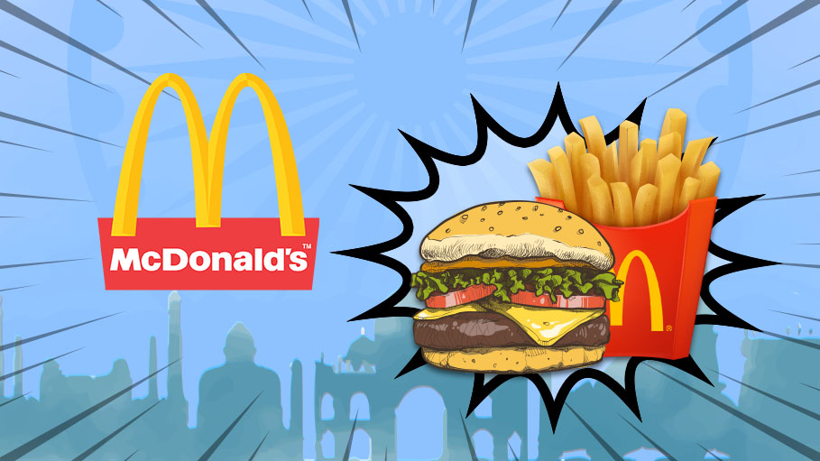McDonald's Opens 300th Outlet in India