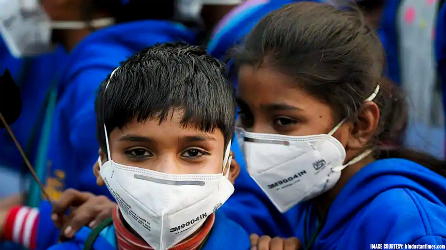 1 lakh Children in India below Age 5, Died Due to Toxic Air in 2016, Says WHO
