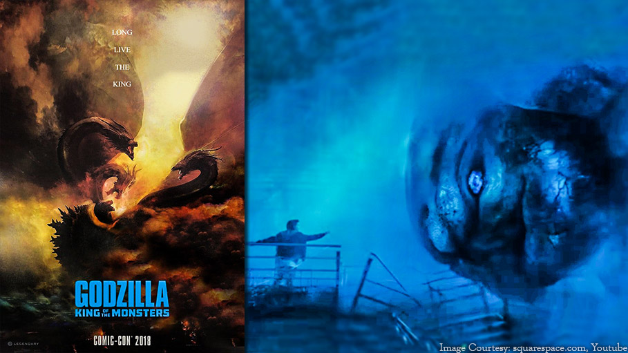'Godzilla: King of the Monsters' Trailer Unleashes a Few Fear Factors and Other Classic Monsters