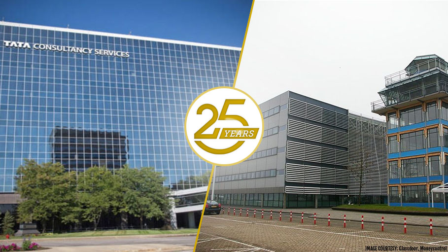 KLM-TCS Celebrate 25 Years of Togetherness, Looks Forward to Agile Future