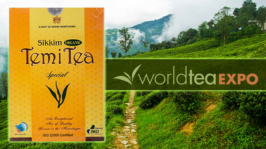 TEMI Tea Participates at World Tea Expo, Eyes US Market