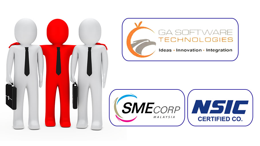 GA Software Teams up with SME Corp(Malaysia) & NSIC to Foster SME Growth in India