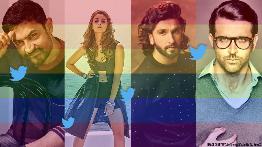 Here's How Celebrities and Political Groups Reacted to Section 377 Verdict