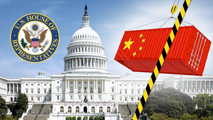 US Trade Curbs on China
