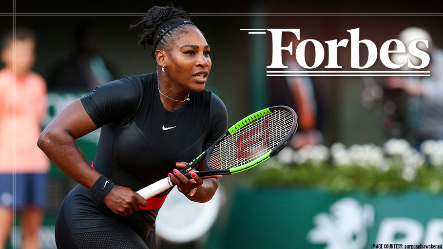 Serena Williams Tops Forbes List of the Highest Earning Women Athletes
