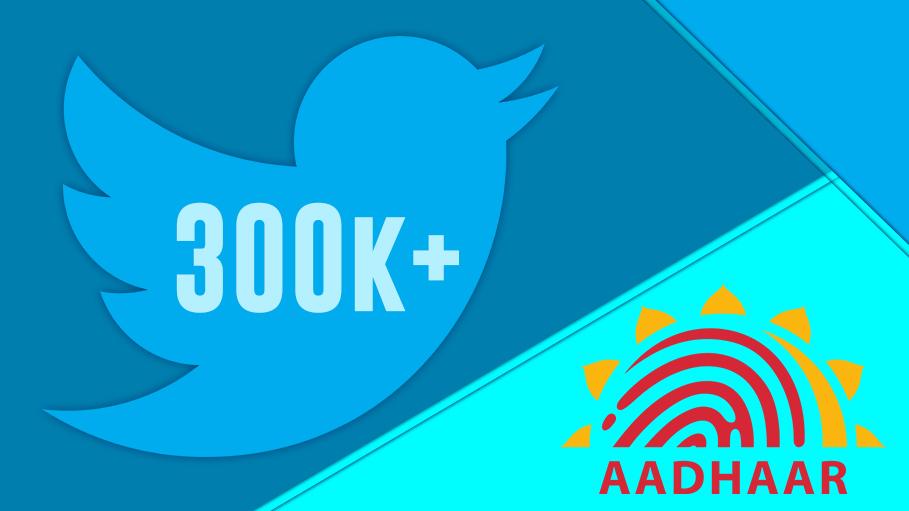 Twitter Records 300k+ Tweets as Supreme Court Delivers Aadhaar Verdict
