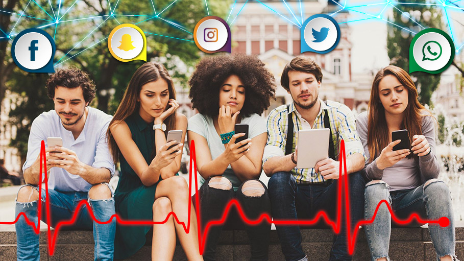 Do You Know: Social Media and the Internet are Affecting the Overall Health of People
