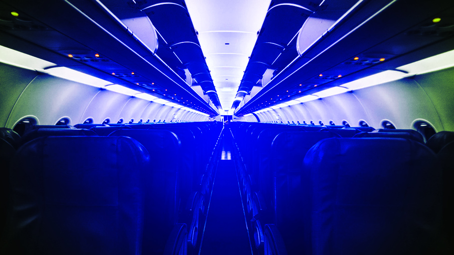 Demand for UV Airplane Cleaner Increases During Coronavirus Outbreak