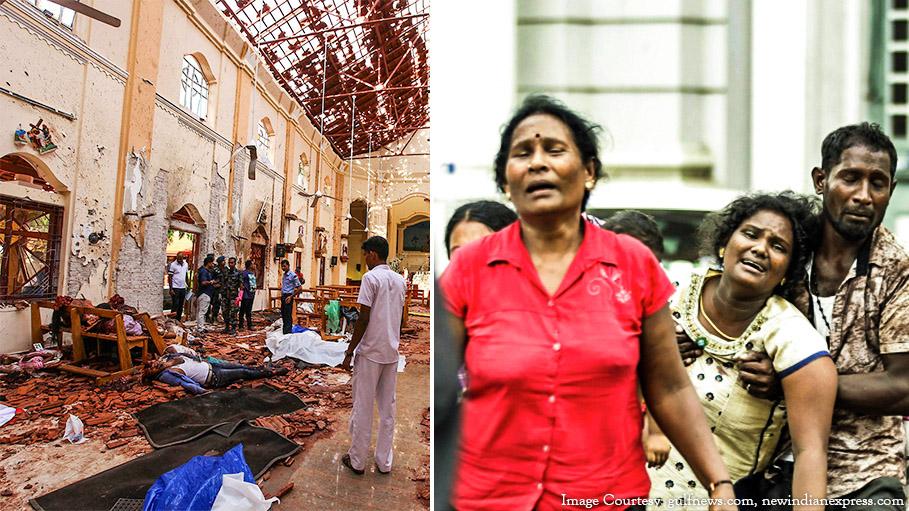 5 Indians Confirmed Dead in Sri Lankan Bombings