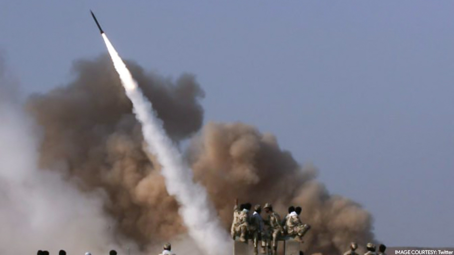 Rockets Fired by Syria Fell Short, Says Israel Army