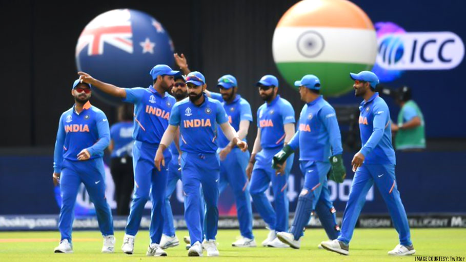 Billions of Hearts Broken as India is Out of the World Cup 2019