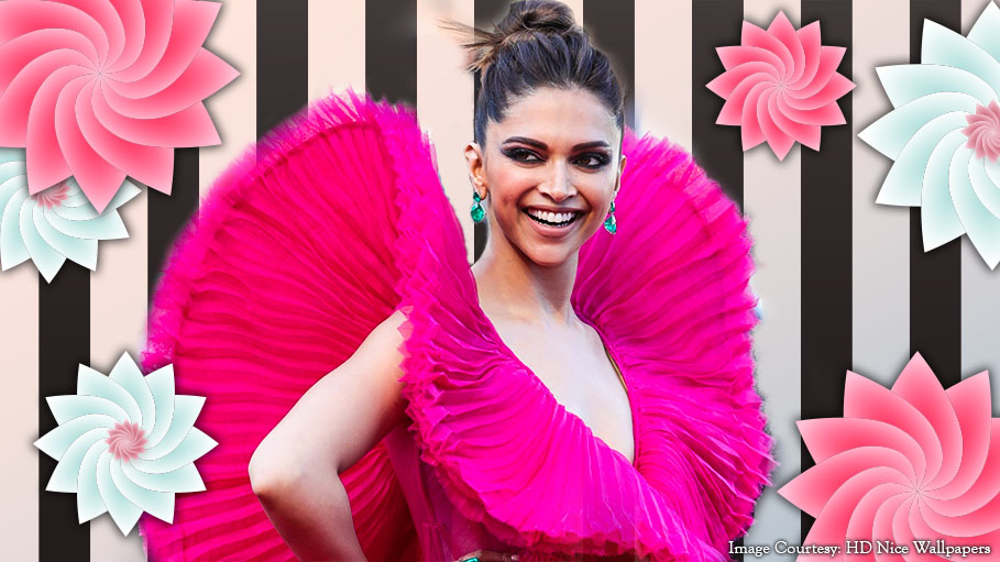 Deepika Padukone Closes the 2018 Cannes Chapter by Sizzling in a Hot Pink Gown