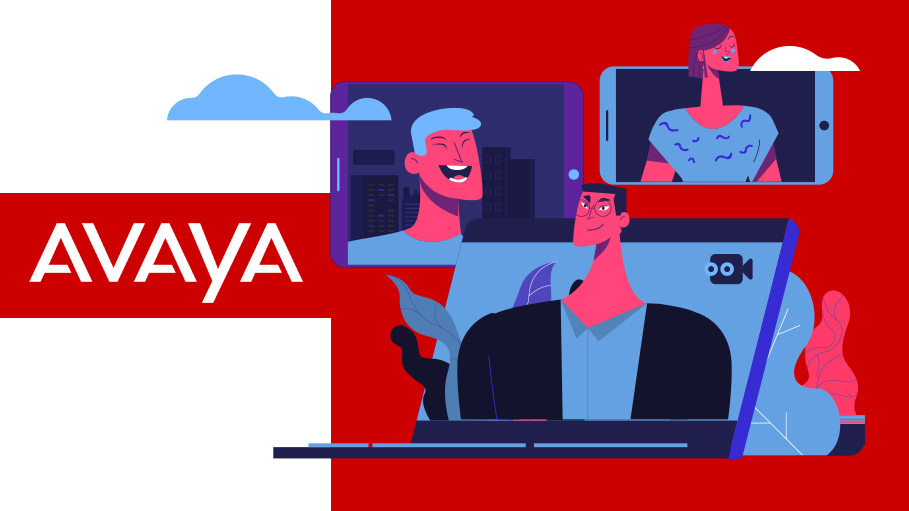 Avaya Unveiled Avaya IX Collaboration Unit CU360 in India