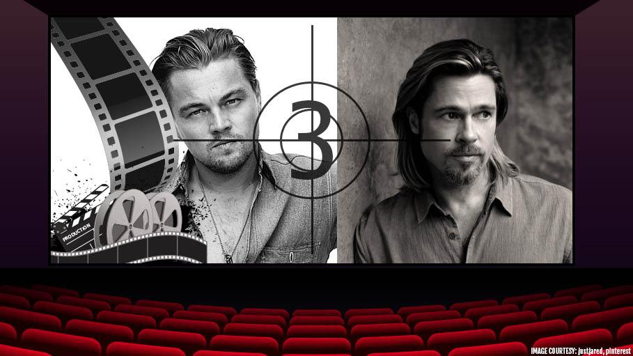 Brad Pitt & Leonardo DiCaprio Starring Together in Quentin Tarantino's Next Period Drama