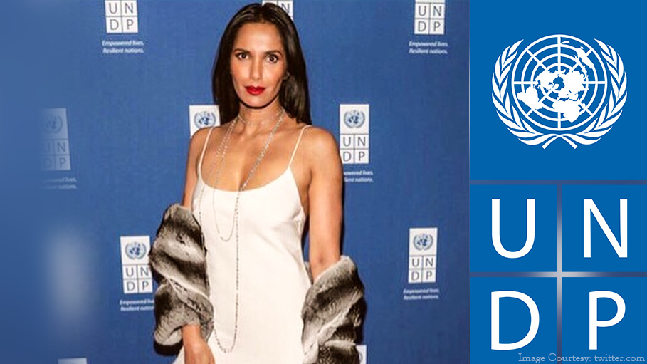 Padma Lakshmi Appointed Goodwill Ambassador of UNDP
