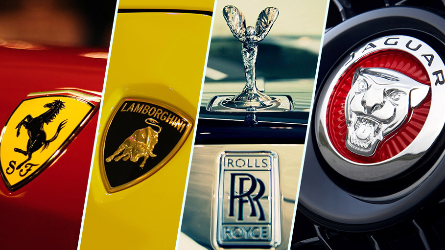 The Meaning behind the Logos of Leading Car Brands