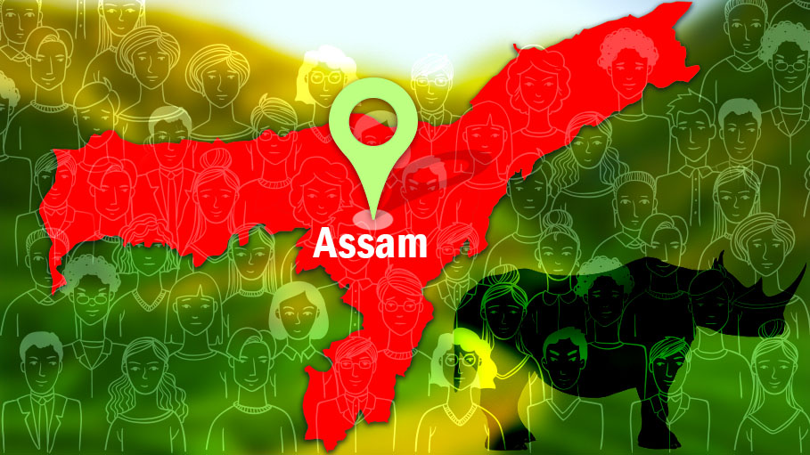 40 Lakh People Living in Assam are Illegal?