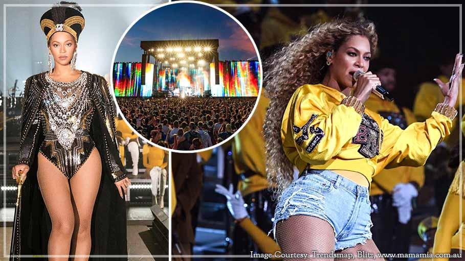 Beychella Creates History in Coachella: The First Black Woman to Headline the Coachella Music Festival