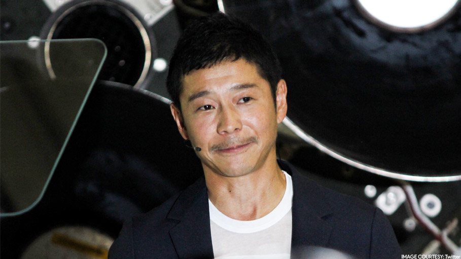 Japanese Billionaire Yusaku Maezawa Cancels His Hunt for Girlfriend to Fly to Space