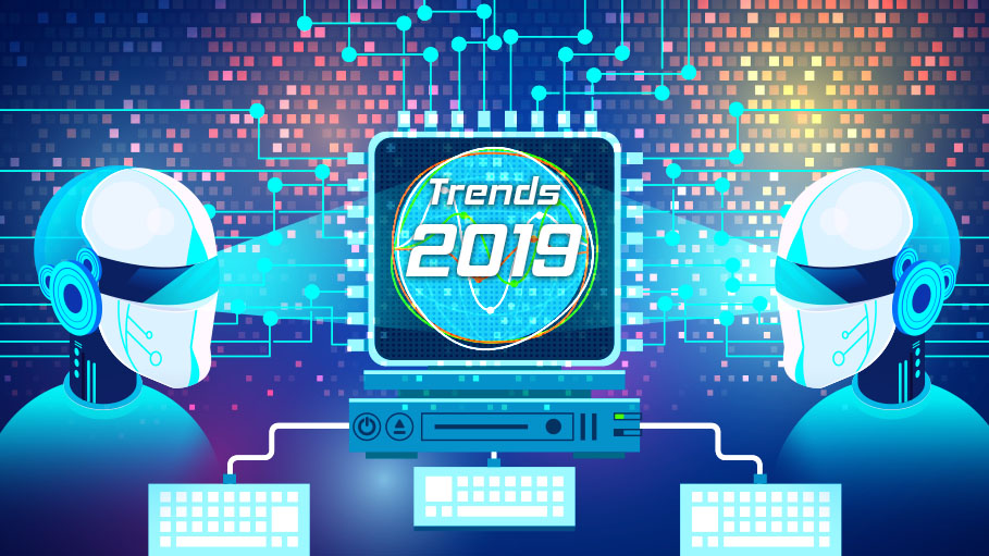 Top Artificial Intelligence and Machine Learning Trends in 2019