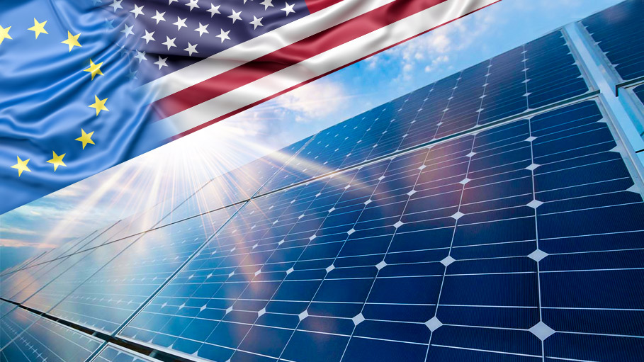 US, EU On 25% Solar Safeguard Duty List Recommended by DGTR, India