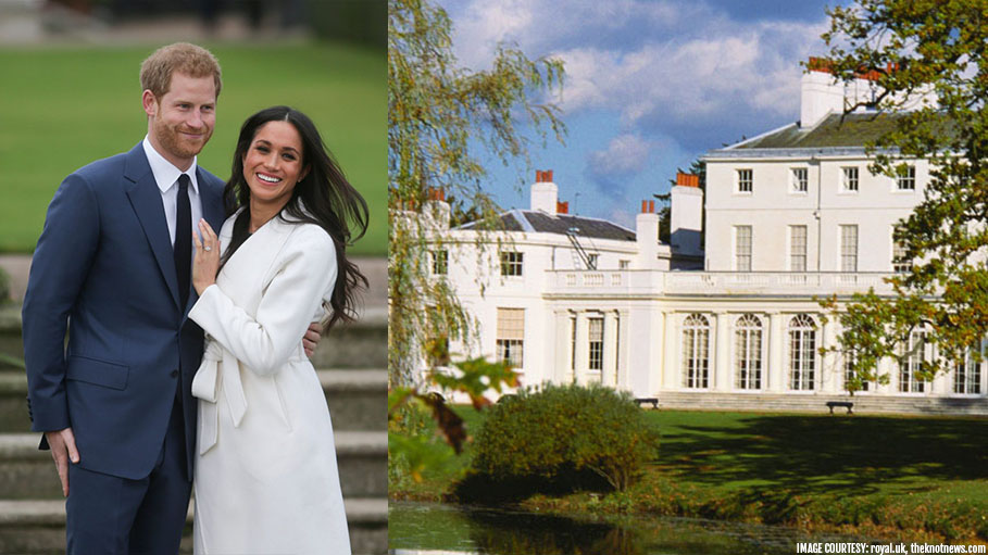 Prince Harry and Meghan Markle's New Windsor Home Has Indian Connection
