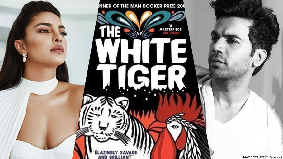 'The White Tiger' to Be a Netflix Film, Starring Rajkumar Rao and Priyanka Chopra